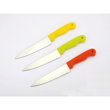 "5"" Stainless Steel Utility Knives, Vegetable Knives, Kitchen Knife with Plastic Handle"